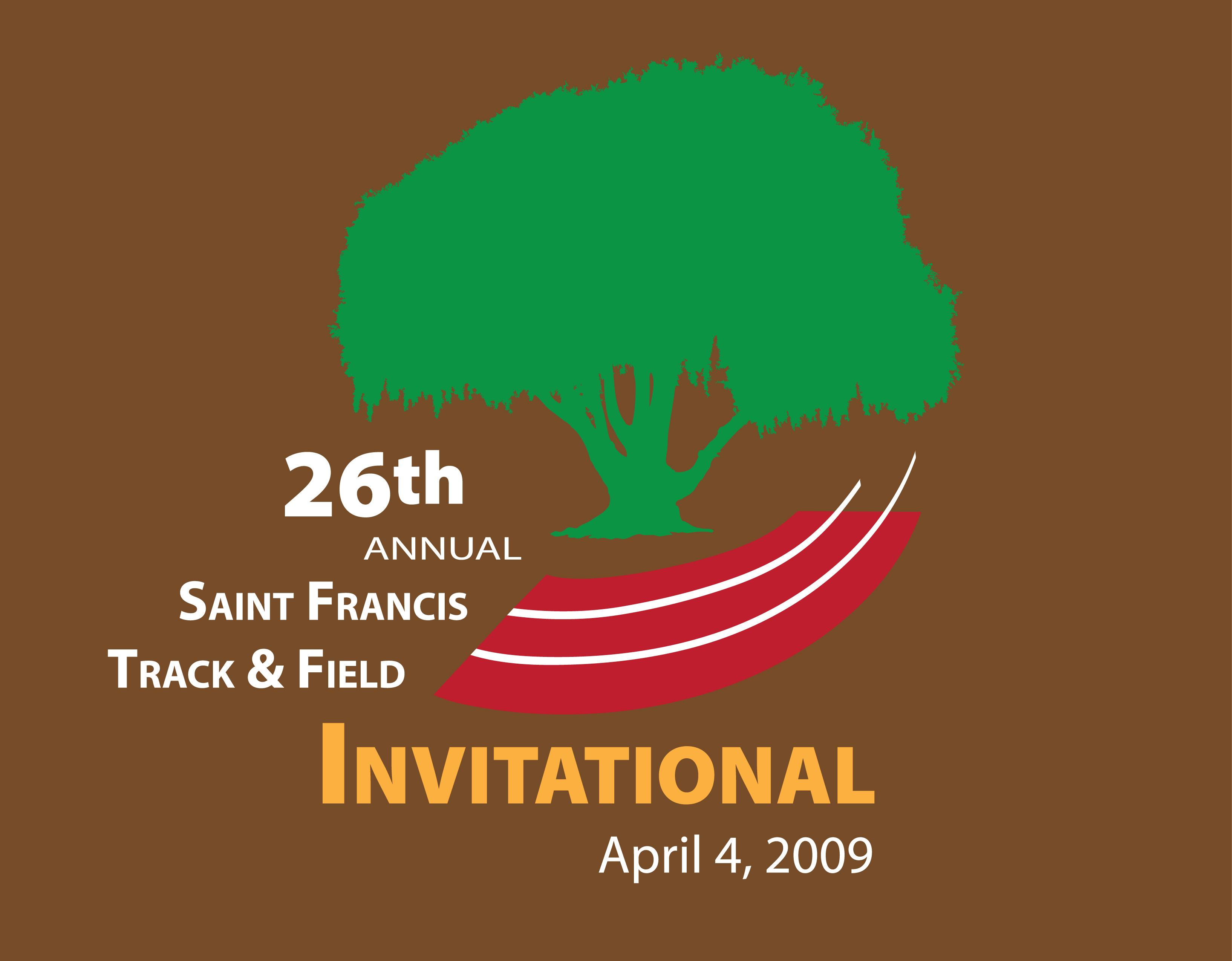 st francis high school track meet 2013
